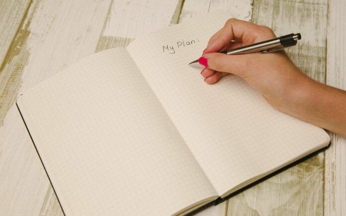 Planejar um projeto antes de começar